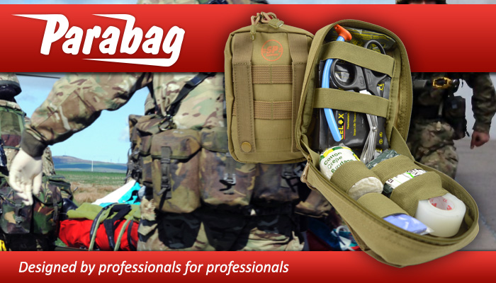 IFAK Medical Trauma Pack for Saudi Arabia