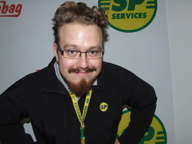 SP Services Donating £5 for every Movember* Progress Photo