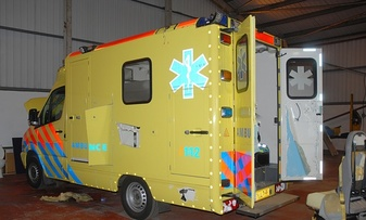 Terrorism, Crime and Fake Ambulances