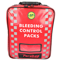 SP's Public Access Bleeding Control Packs