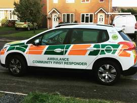 Bastion House Hosting WMAS CFR Meeting