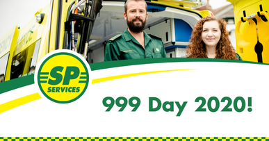 FREE Prize Draw in Support of 999 Day!