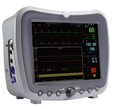 G3H Multi Parameter ECG/SPO2 etc Portable Patient Monitor with Printer