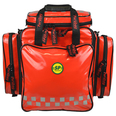 SP Parabag Tardis Defib Carry Bag Red - TPU Fabric