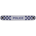 Extra Long Window Panel - Police