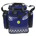 SP Parabag Tardis Defib Carry Bag Navy Blue - TPU Fabric