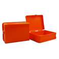 Medic '0' First Aid Box - Orange